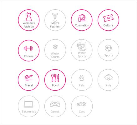 인플루언서 마케팅 플랫폼 마켓잇의 소개이미지